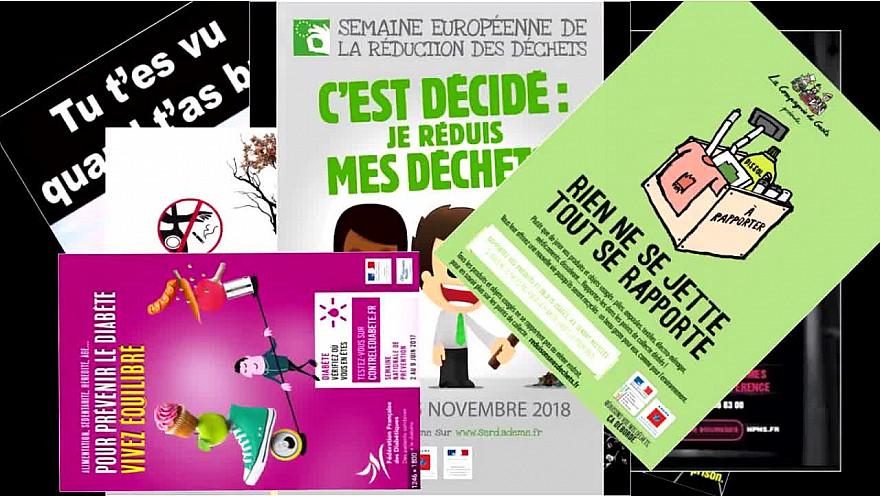 Trop de prévention, tue la prévention. Clip écrit et tourné dans le cadre de l'atelier 'Education aux médias ' de la Classe Passerelle STS du Lycée Antoine Bourdelle - Montauban - 82.